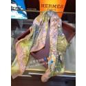 Hermes Satin Silk Scarf - 11 RS11481