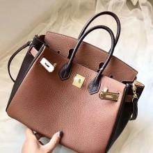 Hermes Birkin 30cm Taurillon Clemence Bag Handstitched Palladium Hardware, Rouge Casaque Swift RS10500