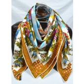 High Imitation Hermes Silk Shawl- 23 RS17929